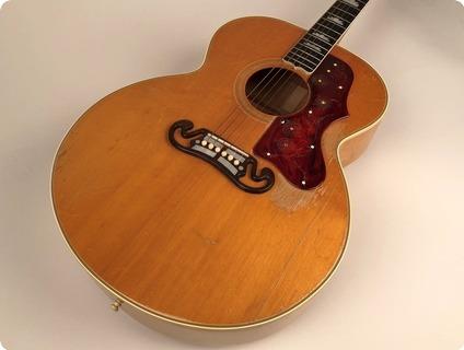 Gibson J 200 1957 Natural