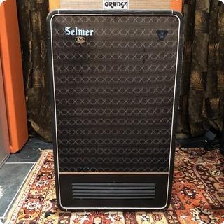 Selmer Vintage 1960s Selmer Goliath 50 1x18 Guitar Bass Speaker Cabinet