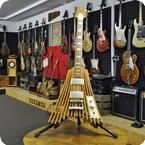 Veranda Guitars Slatframe 2017 Natural