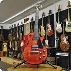 Gibson-Darkfire (pre-series)-2007-Red