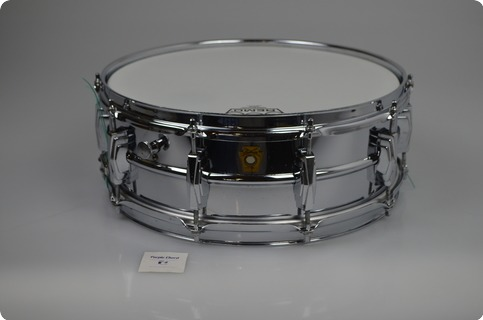 Ludwig Super Ludwig Cob 1960 Chrome Over Brass