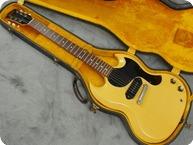 Gibson-SG Jr-1961-TV Yellow