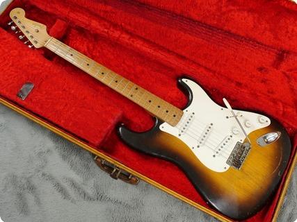 Fender Stratocaster 1956 Sunburst