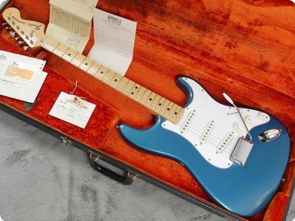 Fender Stratocaster 1974 Lake Placid Blue