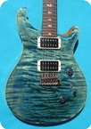 Paul Reed Smith Prs Custom 24 N.O.S. 2014 Trampas Green Quilted Top