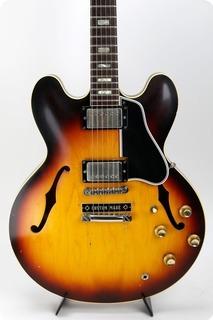 Gibson Es 335 1962 Sunburst