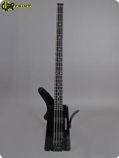 Ns  Designs Ned Steinberger L2 Headless Bass 1982 Black