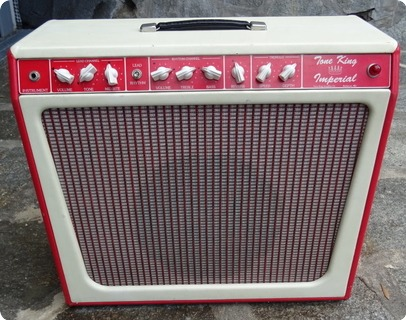 Tone King Imperial Mki 1990 Red/white