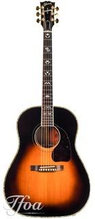 Gibson Sj45 Sunburst Rare 1995