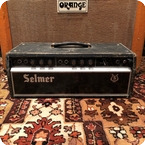 Selmer Vintage 1967 Selmer Treble N Bass 50 MKIII Valve Amplifier Head