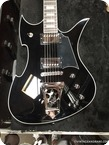 Washburn PS800 Custom Shop Paul Stanley Black