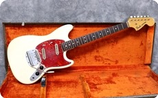 Fender Mustang 1966 Olympic White