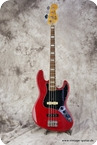 Fender Jazz Bass 1978 Winered