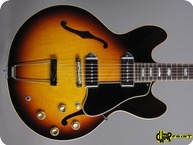 Gibson ES 330 TD 1966 Sunburst