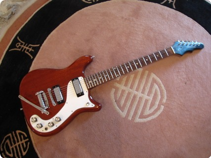 Epiphone Wilshire 1965 Chery Red