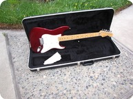 Fender STRAT PLUS 1989 Candy Apple Red