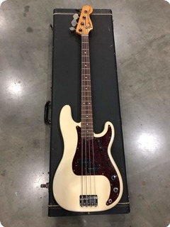 Fender Precision Bass 1969 Olympic White