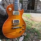 Gibson-Les Paul Elegant-2000-Honeyburst