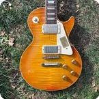 Gibson-Collectors Choice CC28 Ronnie Montrose Les Paul-2015-Honeyburst