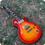 Greco Rock Spirits Les Paul 1990 Cherry Sunburst