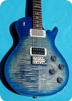 Paul Reed Smith Prs Tremonti N.O.S. 2012 Faded Whale Blue Smokeburst