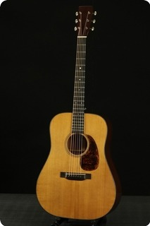 Pre War Guitars Co. Model D Nt Distress Level 1.25 1 11/16 2018 Natural