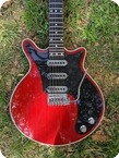 Burns London Brian May Red Special 2000 Cherry