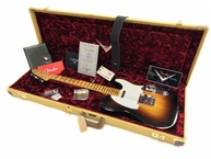 Fender Fender Custom Shop 54 Telecaster Relic Two Tone Sunburst Pre Owned 2018 2018 Sunburst