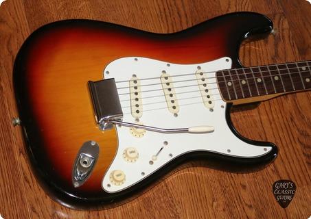 Fender Stratocaster   (fee1071)  1973