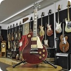 Gibson-Les Paul Standard-1980-Winered