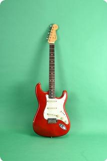 Fender 1962 Reissue Stratocaster 1996 Red