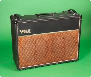 Vox Ac30 Top Boost 1964 Black
