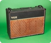 Vox AC30 Top Boost 1964 Black