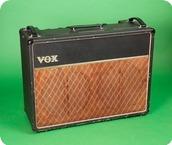 Vox-AC30 Top Boost-1964-Black