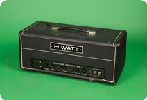 Hiwatt DR 504 Custom 50 1980 Black