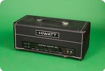 Hiwatt DR 504 Custom 50 1980 Black