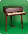 Rhodes Pre Piano 1946 Stain