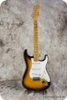 Fender Stratocaster 1957 Two tone Sunburst