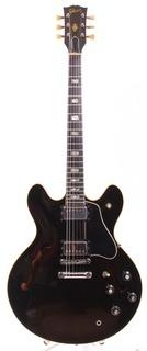 Gibson Es 335td Lightweight 1975 Dark Walnut