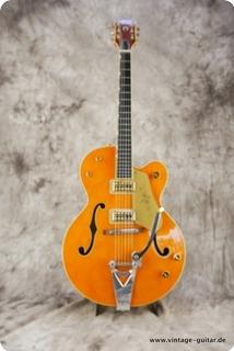 Gretsch G 6120 1959 Ltv 2013 Orange