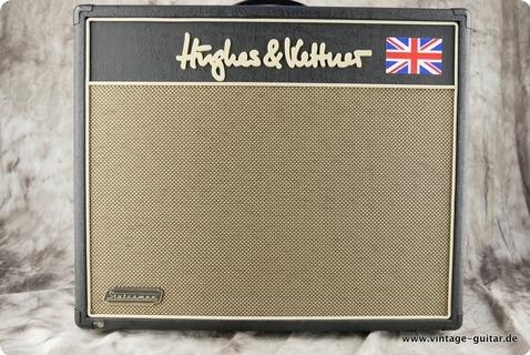 Hughes & Kettner Statesman Dual El84 Black
