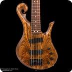 Xylem Bass Guitars Ophiuchus 2019 Natural Oil Finish
