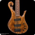 Xylem Bass Guitars Ophiuchus 2019 Natural Oil Finish
