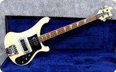 Rickenbacker 4001 1980 White