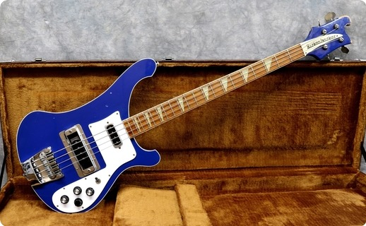 Rickenbacker 4001 1978 Azureglo