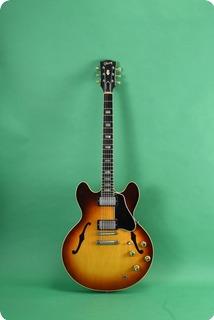 Gibson Es 335 1964 Sunburst