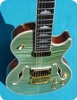 Gibson SUPREME 2015 Seafoam Green