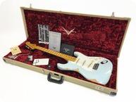 Fender Stratocaster Custom Shop 56 Heavy Relic Ltd Edition Pre Owned 2015 Sonic Blue