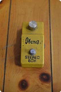 Ibanez Stereo Box 1970