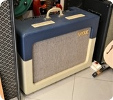 Vox AC 15 2014 Blue Grey